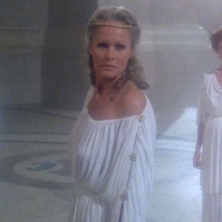 Ursula Andress as Aphrodite in Clash of Titans (1981)