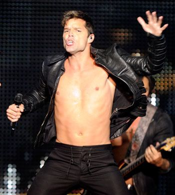 Ricky Martin Wants To Party Like It's 1999 With Prince