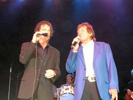 B.J. Thomas  and Billy Joe Royal in April 2007