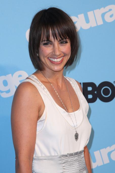 "Constance Zimmer - Premiere Of The Fifth Season Of ""Entourage"" In New York City, 03.09.2008."