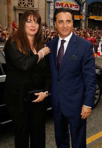 Maria Victoria Marivi Lorido Andy Garcia and