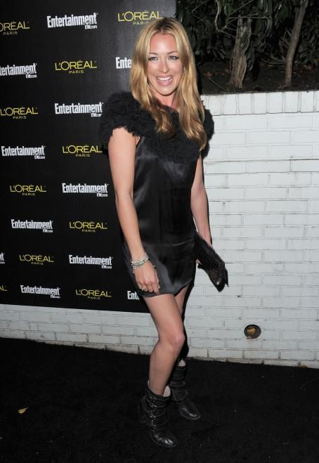 Cat Deeley - Entertainment Weekly's celebration honoring the 17 Annual Screen Actors Guild Awards nominees hosted by Jess Cagle and presented by L'Oreal Paris at Chateau Marmont on January 29, 2011 in Los Angeles, California