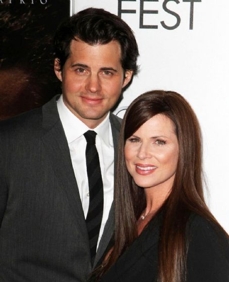 Julianne Morris  and Kristoffer Polaha and