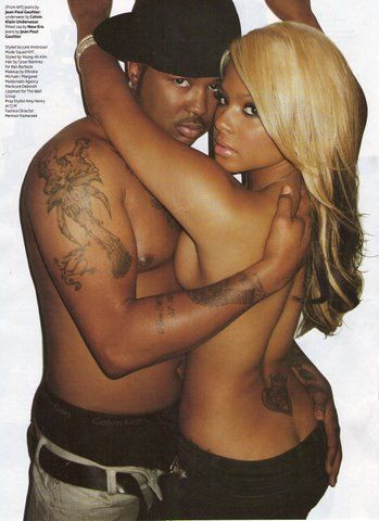 The Dream - Christina Milian and Dream