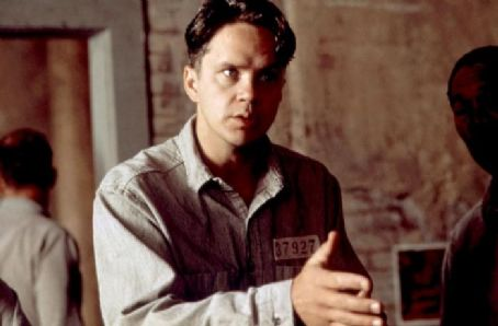 Tim Robbins - The Shawshank Redemption (1994)