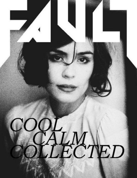 Shannyn Sossamon - Fault Magazine Cover [United States] (June 2011)