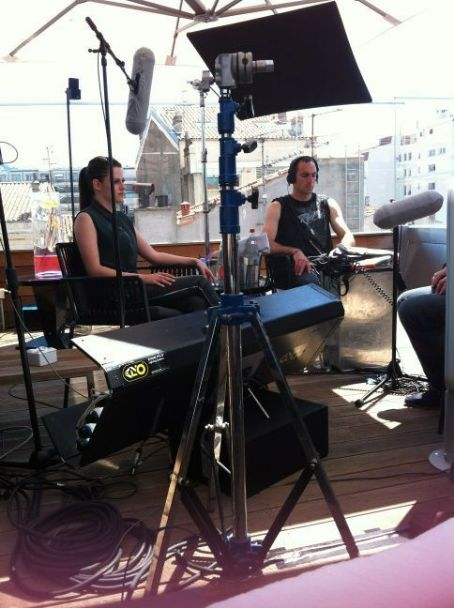 Kristen Stewart - Kristen Doing Interviews in France