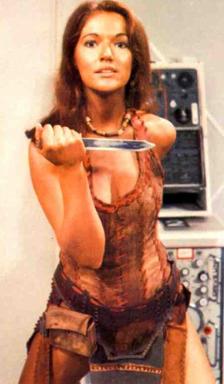 Louise Jameson - Wallpaper Actress
