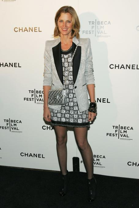 Amanda Brooks  - 9 Annual Tribeca Film Festival - Chanel Dinner At Odeon On April 28, 2010 In New York, New York