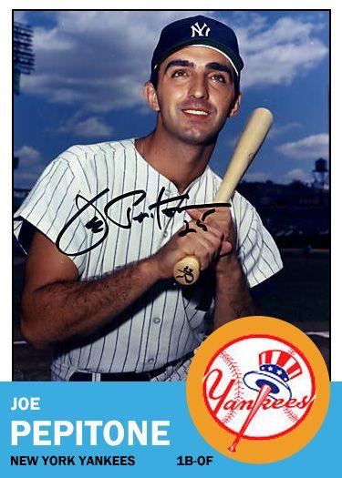 Joe Pepitone  1963