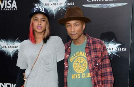 Helen Lasichanh Pharrell Williams and
