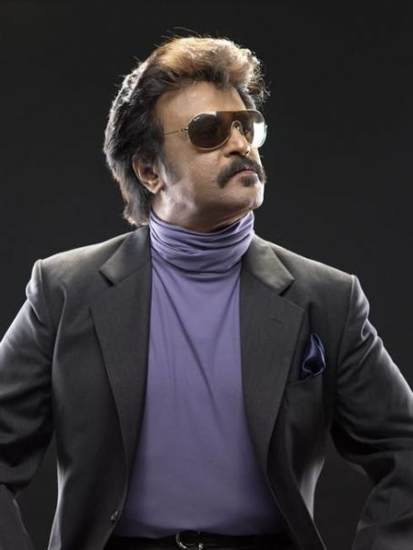 Rajnikanth in Endhiran