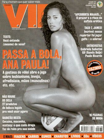 Ana Paula Connelly - VIP Magazine [Brazil] (February 2000)