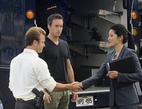 Kelly Hu - Hawaii Five-0 (2010)