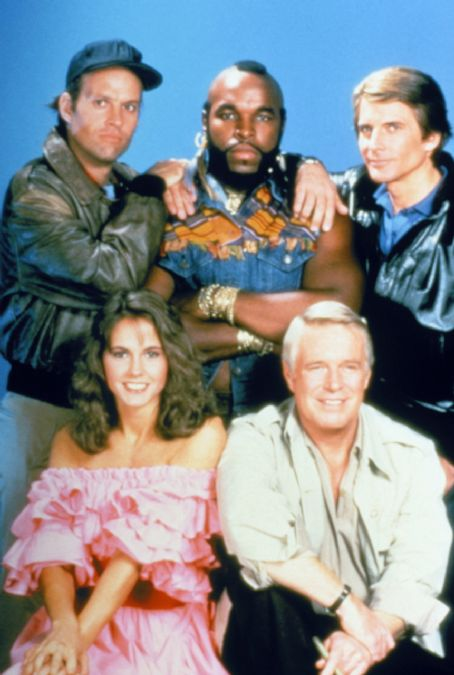 Melinda Culea The A-Team