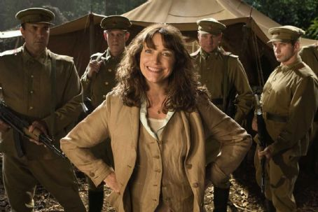 Marion Ravenwood Karen Allen star as  in Paramount Pictures' Indiana Jones and the Kingdom of the Crystal Skull.