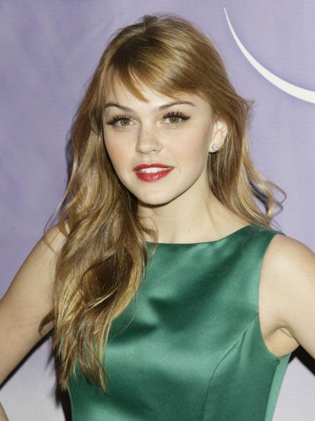 Aimee Teegarden - NBC Universal Press Tour All-Star Party at The Langham Huntington Hotel and Spa on January 13, 2011 in Pasadena, California