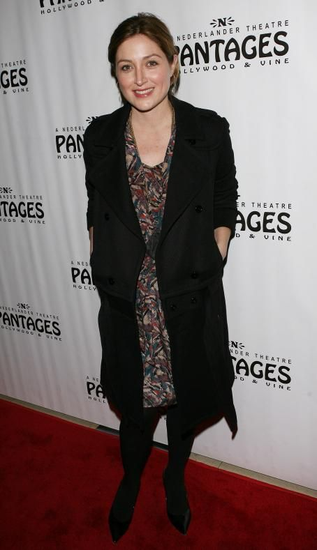 Sasha Alexander - 'Spring Awakening' - Los Angeles Opening Night at the Pantages Theatre on February 8, 2011 in Hollywood, California