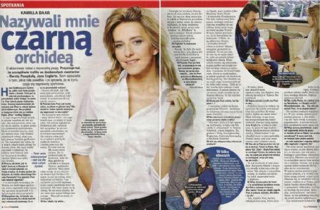 Kamilla Baar  - Tele Tydzień Magazine Pictorial [Poland] (28 September 2012)