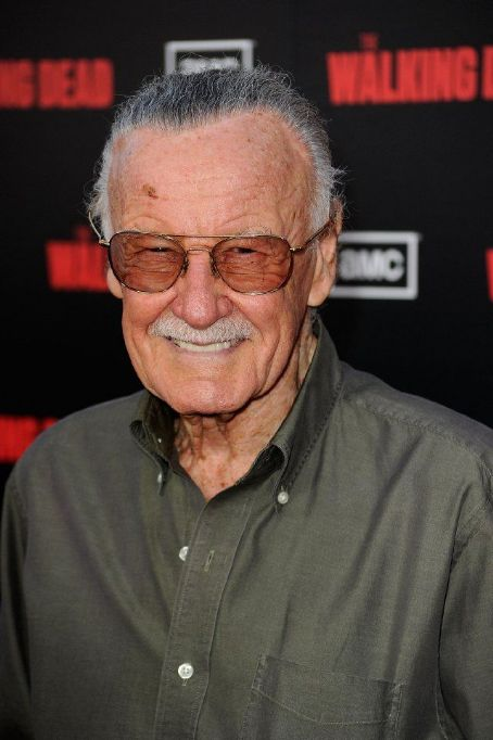 Stan Lee Premiere Of AMC's