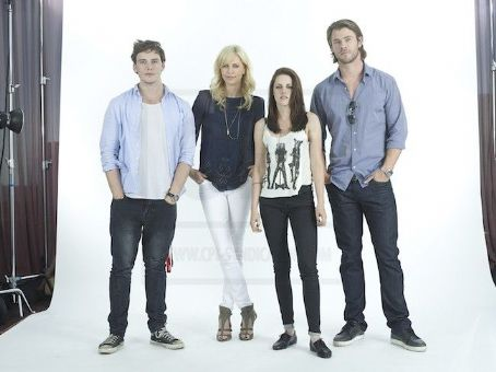 Sam Claflin Snow White and The Huntsman Comic-Con 2011 Photo Shoot
