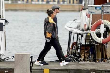 Alicia Vikander – Out for a walk in Stockholm