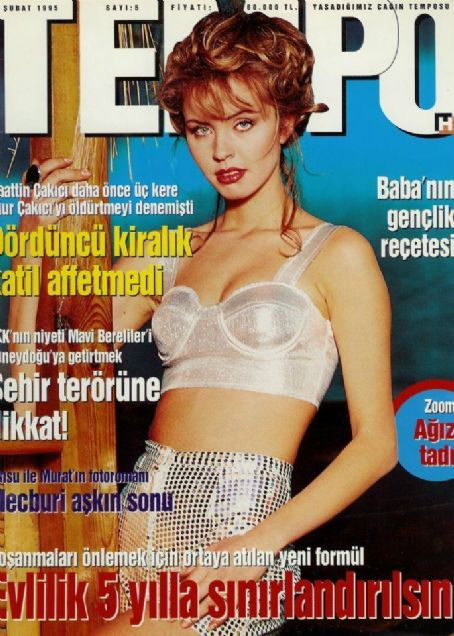 Tempo Magazine Cover [Turkey] (February 1995)