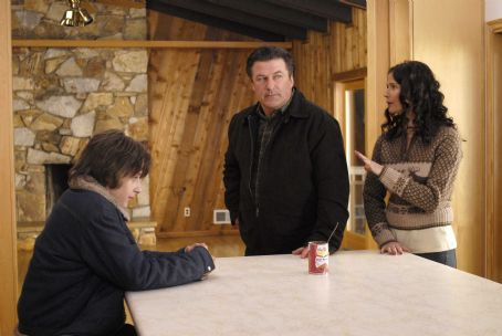 Rory Culkin  as Scott, Alec Baldwin as Mickey and Jill Hennessy as Brenda in director Derick Martini 'Lymelife.'