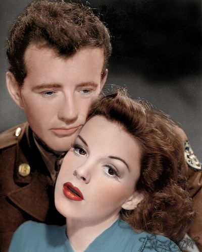 Robert Walker - With Judy Garlland in Till The Clouds Roll By