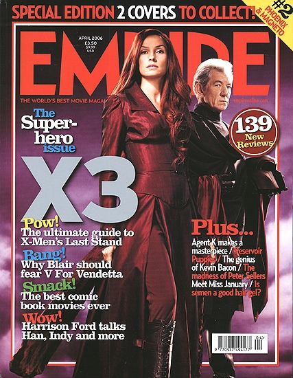 Empire Magazine [United Kingdom] (April 2006)
