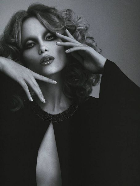 Natasha Poly Vogue Japan May 2012