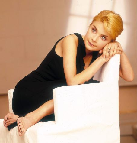 Gail Porter  - Alan Olley Photoshoot