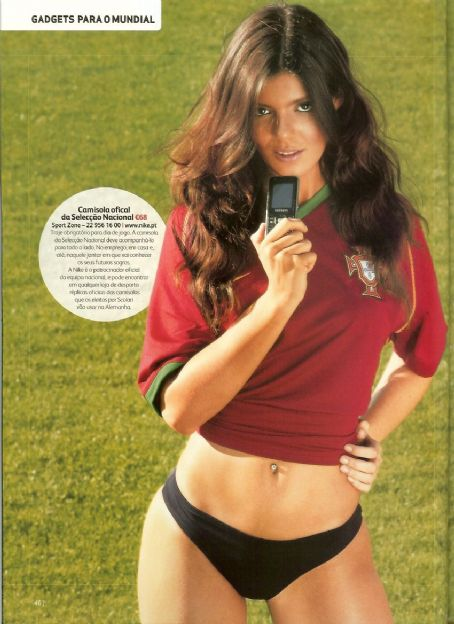 Andreia Rodrigues - Stuff Magazine Pictorial [Portugal] (May 2006)