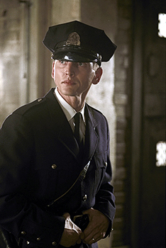 The Green Mile Barry Pepper in Castle Rock's  - 12/99