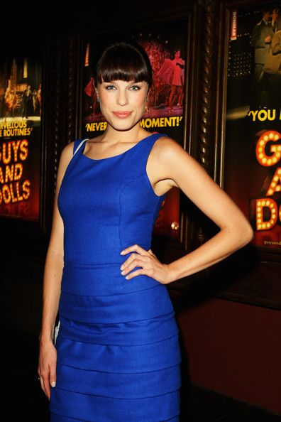 "Jessica McNamee - ""Guys And Dolls"" Opens In Sydney"