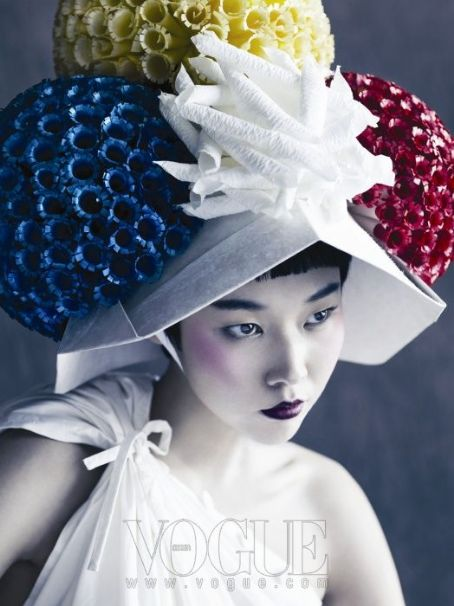Han Hye-jin  - Vogue Magazine Pictorial [Korea, North] (May 2011)