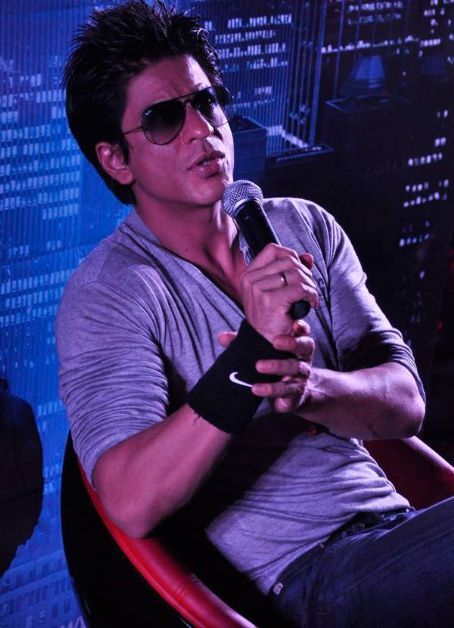 Ra.One Sharukh Khan At His Ra One Theatrical Promo Release Event Pictures