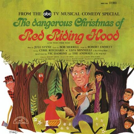 Christmas 1965 THE DANGERIOUS CHRISTMAS OF RED RIDDING HOOD HOLIDAY SPEICAL