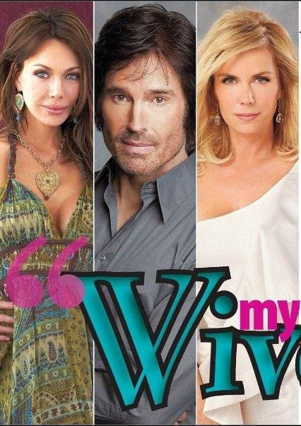 Hunter Tylo - Ronn Moss