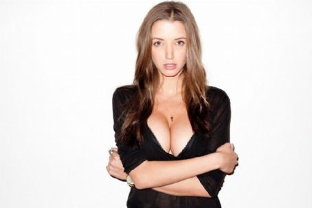 Alyssa Arce  In Terry Richardson Photoshoot
