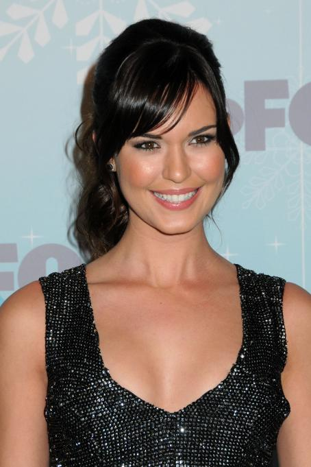 Odette Annable - Odette Yustman - Fox All-Star winter TCA party at Villa Sorriso on January 11, 2011 in Pasadena, California
