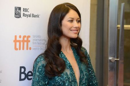 "Olga Kurylenko - ""To The Wonder"" Premiere - Arrivals - 2012 Toronto International Film Festival"