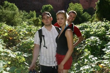 Travis Alexander A Vacation Photo From Jodi Arias' Myspace Page of her and  on Vacation