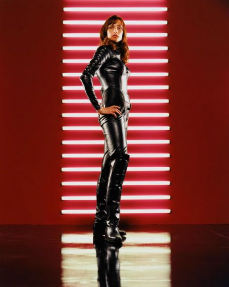 Jean Grey Famke Janssen as  in X-Men (2000)