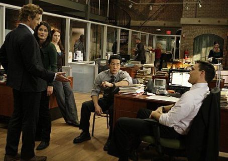 Tim Kang The Mentalist (2008)