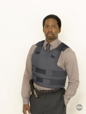 Harold Perrineau The Unusuals (2009)