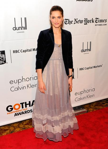 Amanda Peet - IFP's 20 Annual Gotham Independent Film Awards at Cipriani, Wall Street on November 29, 2010 in New York City