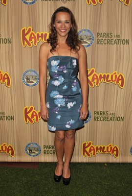 Parks and Recreation Kahlua Celebrates The Premiere Episode Of