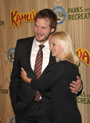 Chris Pratt Kahlua Celebrates The Premiere Episode Of