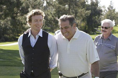 Dan Lauria The Mentalist (2008)